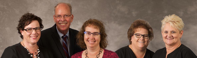 Wichita Ear Clinic Administrative Staff
